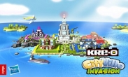 In addition to the game AVP: Evolution for iPhone, iPad or iPod, you can also download KRE-O CityVille Invasion for free