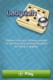 In addition to the game Ninja Assassin for iPhone, iPad or iPod, you can also download Labyrinth for free