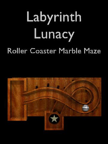 Download Labyrinth lunacy: Roller coaster marble maze iPhone free game.