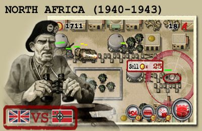 Screenshots of the Last Front: Europe game for iPhone, iPad or iPod.