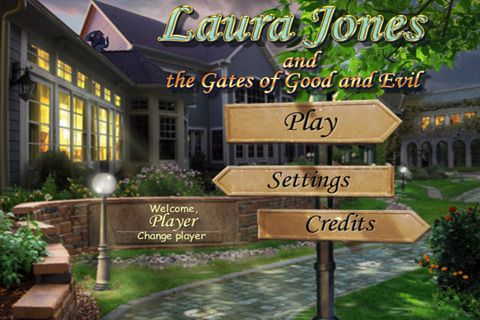 Download Laura Jones and the Gates of Good and Evil iPhone free game.
