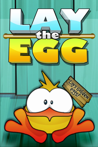 Download Lay the egg: Lay golden eggs iPhone free game.