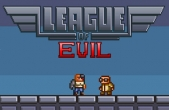 In addition to the game Bejeweled for iPhone, iPad or iPod, you can also download League of Evil for free