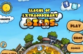 In addition to the game  for iPhone, iPad or iPod, you can also download League Of Extraordinary Birds HD for free