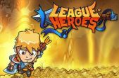 In addition to the game Asphalt 7: Heat for iPhone, iPad or iPod, you can also download League of Heroes for free