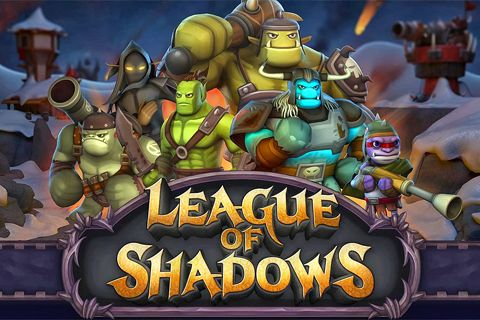 Download League of shadows iPhone free game.