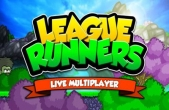 In addition to the game Jelly mania for iPhone, iPad or iPod, you can also download League Runners - Live Multiplayer Racing for free