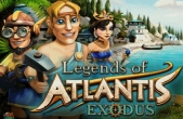In addition to the game Hero of Sparta 2 for iPhone, iPad or iPod, you can also download Legends of Atlantis: Exodus for free