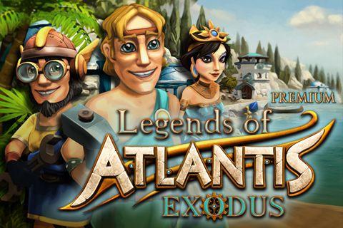 Download Legends of Atlantis: Exodus premium iPhone free game.