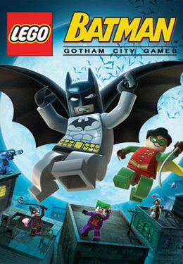 Screenshots of the LEGO Batman: Gotham City game for iPhone, iPad or iPod.