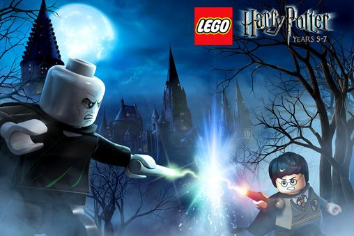 Screenshots of the LEGO Harry Potter: Years 5-7 game for iPhone, iPad or iPod.