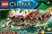 In addition to the game Robot Race for iPhone, iPad or iPod, you can also download LEGO Legends of Chima: Speedorz for free