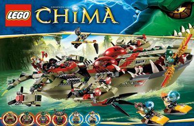 free chima games