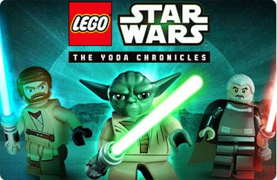 Download LEGO Star Wars The YODA Chronicles iPhone free game.