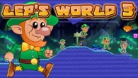 In addition to the game Terraria for iPhone, iPad or iPod, you can also download Lep's World 3 for free