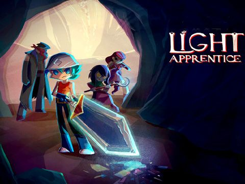Screenshots of the Light apprentice game for iPhone, iPad or iPod.