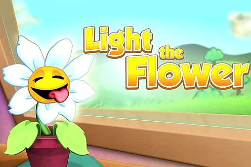 Download Light The flower iPhone free game.