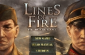 In addition to the game Resident Evil: Degeneration for iPhone, iPad or iPod, you can also download Lines of Fire: The Boardgame for free