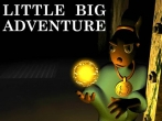In addition to the game Big City Adventure: New York City for iPhone, iPad or iPod, you can also download Little big adventure for free