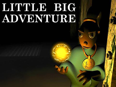 Download Little big adventure iPhone free game.