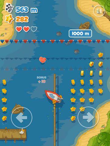 Little Boat River Rush iPA iOS 4_little_boat_river_rush