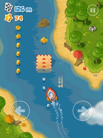 Little Boat River Rush iPA iOS 5_little_boat_river_rush