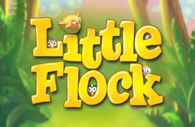 Screenshots of the Little Flock game for iPhone, iPad or iPod.