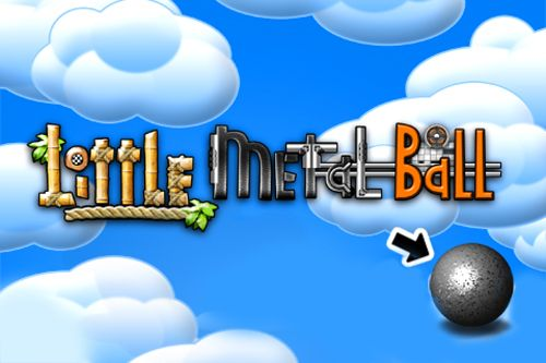 Download Little metal ball iPhone free game.