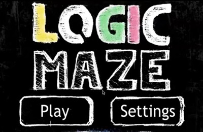 Download Logic Maze iPhone free game.