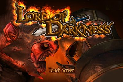 Download Lord of Darkness iPhone free game.