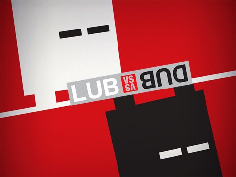 Download Lub vs. Dub iPhone free game.