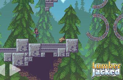 Download Lumber Jacked iPhone free game.