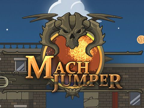 Download Mach jumper iPhone free game.