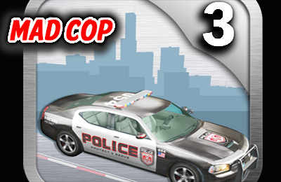 Screenshots of the Mad Cop 3 game for iPhone, iPad or iPod.