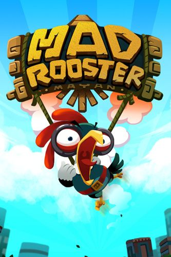 Download Mad rooster iPhone free game.
