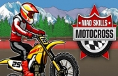 In addition to the game Fruit Ninja for iPhone, iPad or iPod, you can also download Mad Skills Motocross for free