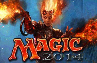 Screenshots of the Magic 2014 game for iPhone, iPad or iPod.