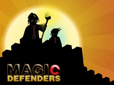 Download Magic defenders iPhone free game.