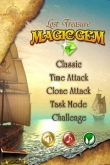 In addition to the game Talking Tom Cat 2 for iPhone, iPad or iPod, you can also download Magic Gem for free