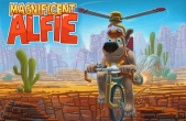 In addition to the game NBA JAM for iPhone, iPad or iPod, you can also download Magnificent Alfie for free