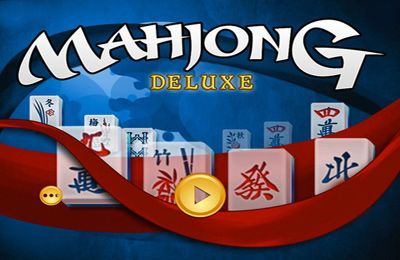 Screenshots of the Mahjong Deluxe game for iPhone, iPad or  iPod.