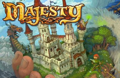 Screenshots of the Majesty: The Fantasy Kingdom Sim game for iPhone, iPad or iPod.
