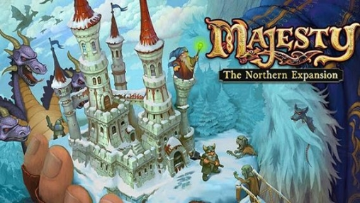 Download Majesty: The Northern Expansion iPhone free game.