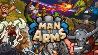 In addition to the game X-Men for iPhone, iPad or iPod, you can also download Man at arms TD for free