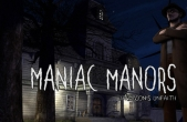 In addition to the game  for iPhone, iPad or iPod, you can also download Maniac Manors for free