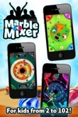 In addition to the game 3D Chess for iPhone, iPad or iPod, you can also download Marble Mixer for free