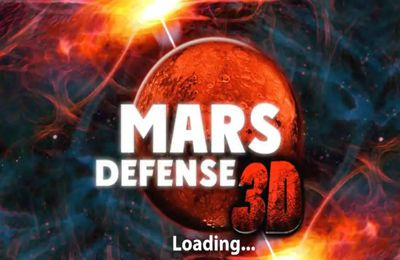 Screenshots of the Mars Defense game for iPhone, iPad or iPod.