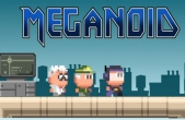 In addition to the game Robot Race for iPhone, iPad or iPod, you can also download Meganoid for free
