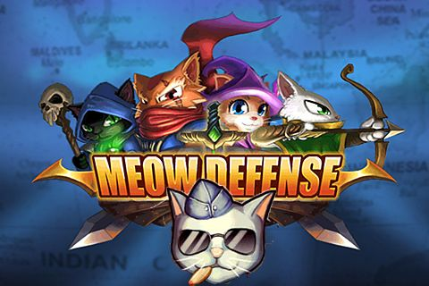 Download Meow defense iPhone free game.