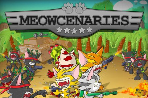 Download Meowcenaries iPhone free game.
